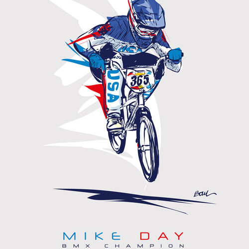 MIKE DAY