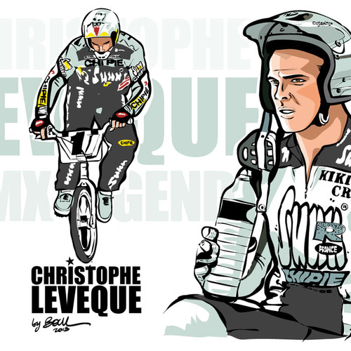 CHRISTOPHE LEVEQUE