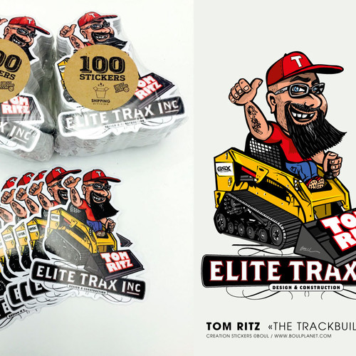 TOM RITZ - ELITE TRAX