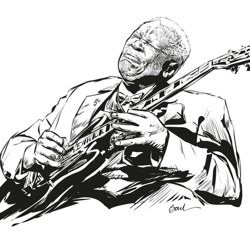 BB KING - BLUES LEGEND